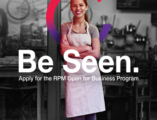 Lakeview East Businesses: Register for the RPM Open for Business Program