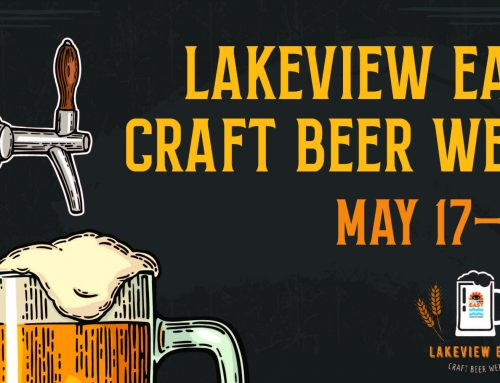 Lakeview East Craft Beer Week Kicks Off Next Week!
