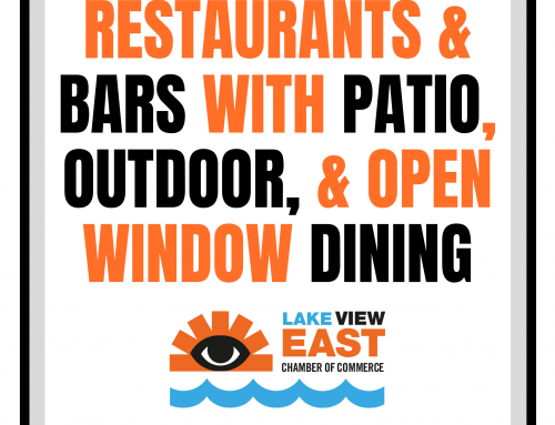 Restaurants & Bars with Patio, Outdoor, & Open Window Dining