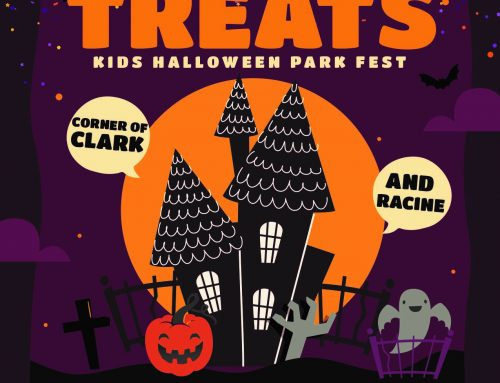 Lakeview Treats – A Halloween Park Party