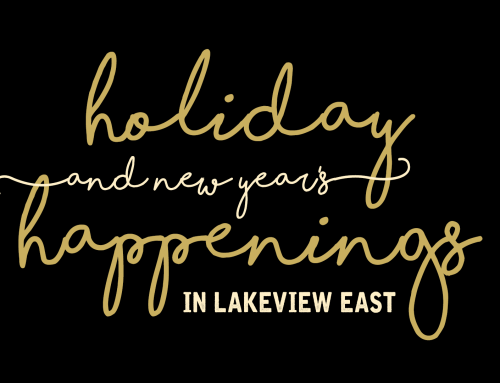 Holiday Happenings in Lakeview East 🥂