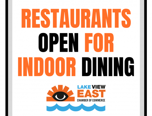 Phase  IV: Restaurants Reopening for Indoor Dining