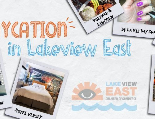 Enjoy a Lakeview East Staycation