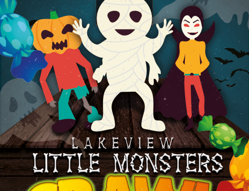 Lakeview East Little Monsters Crawl