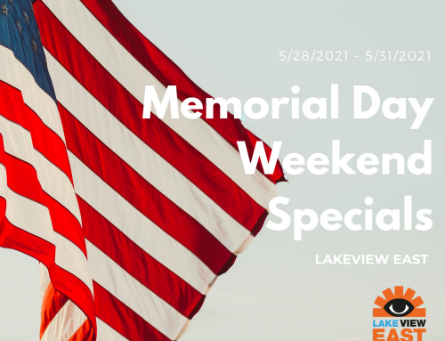 Memorial Day Weekend Plans in Lakeview