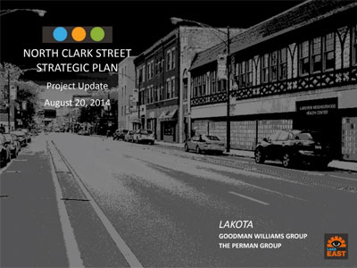 North Clark Street Strategic Plan