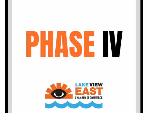 Phase IV: Businesses Reopening in Lakeview East