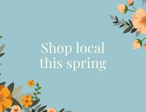 Shop Local & Refresh for Spring