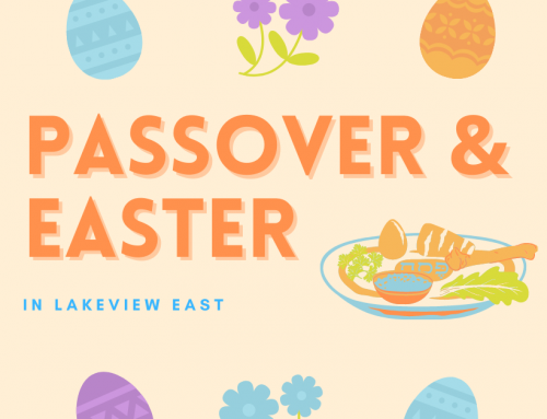 Passover & Easter in Lakeview East