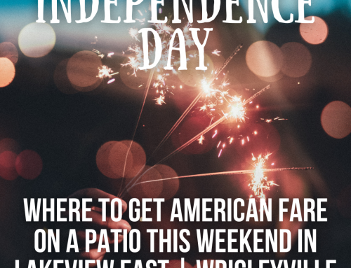 4th of July – 30 Patios to Have a Hotdog or Burger on