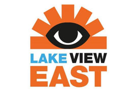 Lakeview East Chamber of Commerce Retina Logo