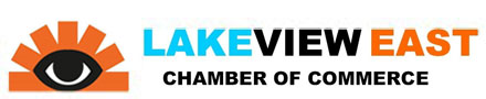 Lakeview East Chamber of Commerce Mobile Retina Logo
