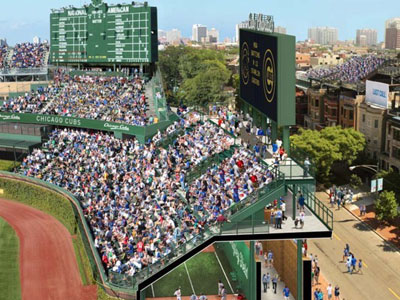 Wrigley Field Restoration