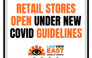 lake view lakeview east wrigley wrigleyville retail retailers open stores shop shopping covid