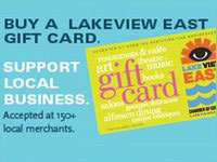 Lakeview East Gift Card