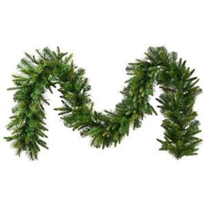 Storefront Holiday Garland