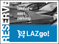 Lakeview East Parking